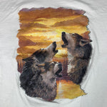Load image into Gallery viewer, 90s Sand Cruiser Wildside LA Howling Wolves T-Shirt