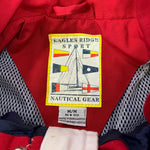 Load image into Gallery viewer, 90s Eagle Ridge Sport Nautical Gear Sailing Jacket