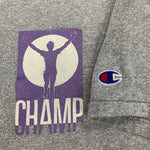 "Load image into Gallery viewer, 90s CHAMPION ""CHAMP"" Spell Out T-Shirt"