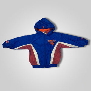 90s Jump Ball Club Might Mac New York Knicks Track Suit