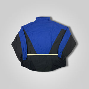90s Lotto Color Block Windbreaker Jacket