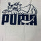 70s 80s PUMA Cartoon Logo Cutoff T-Shirt Thrashed Distressed