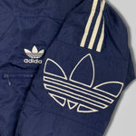 Load image into Gallery viewer, 90s Y2K Adidas Trefoil Logo Puffer Jacket