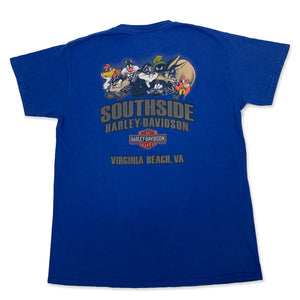 2015 Looney Tunes Brotherhood Harley Davidson T-Shirt