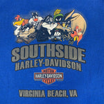 Load image into Gallery viewer, 2015 Looney Tunes Brotherhood Harley Davidson T-Shirt