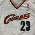 Load image into Gallery viewer, Y2K Reebok Cleveland Cavaliers LeBron James 23 Jersey