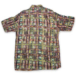 Load image into Gallery viewer, 90s Pierre Cardin Multicolor Short Sleeve Button Up Shirt