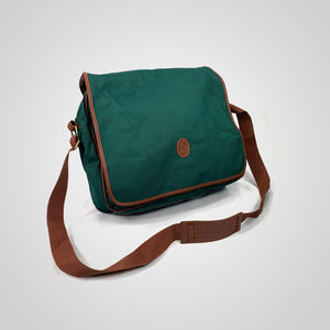 90s Polo Ralph Lauren Messenger Side Bag