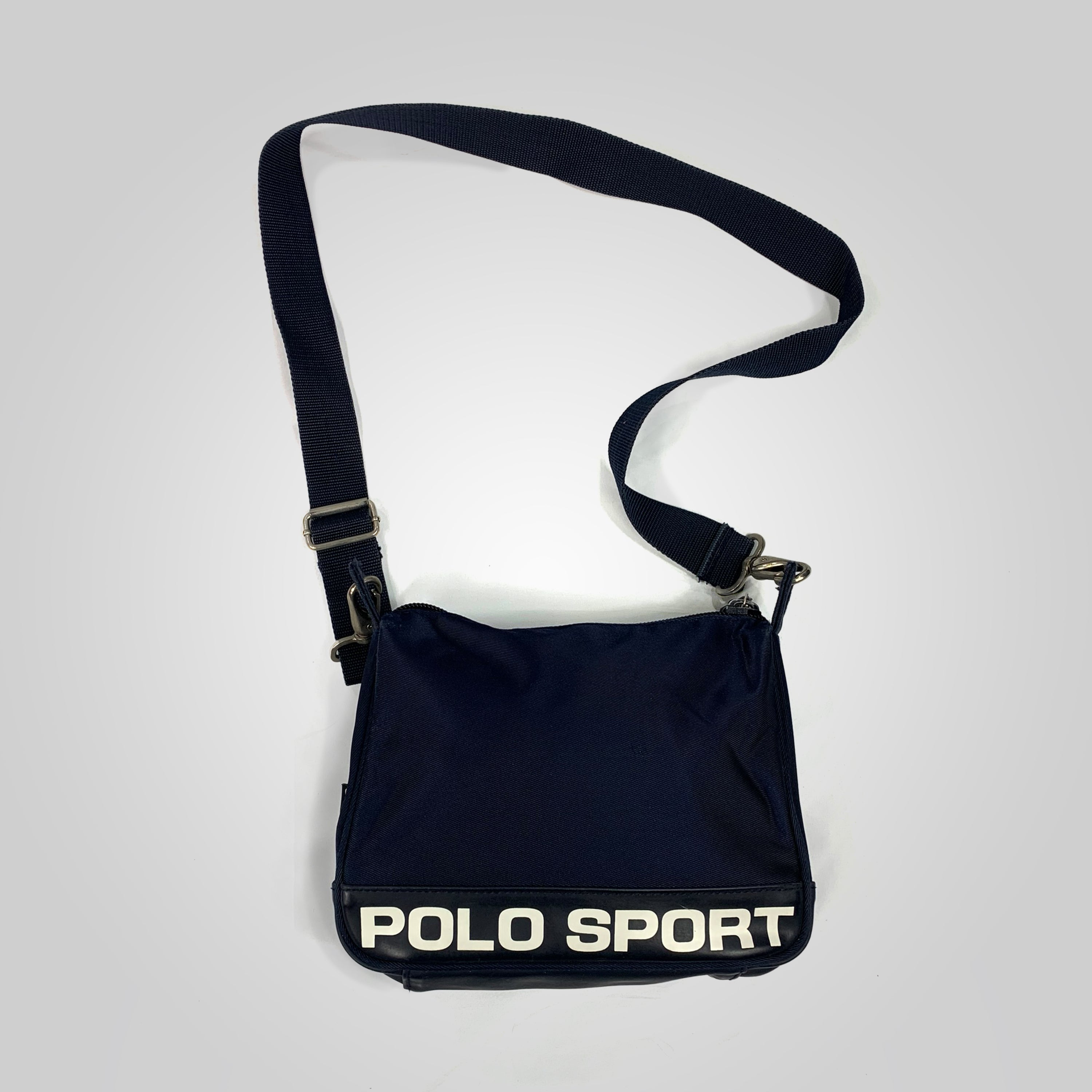 90s Y2K Polo Sport Ralph Lauren Spell Out Side Bag