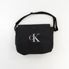 Calvin Klein Y2K 'CK One' Spell Out Messenger Bag