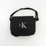 Load image into Gallery viewer, Y2K Calvin Klein CK One Spell Out Messenger Bag