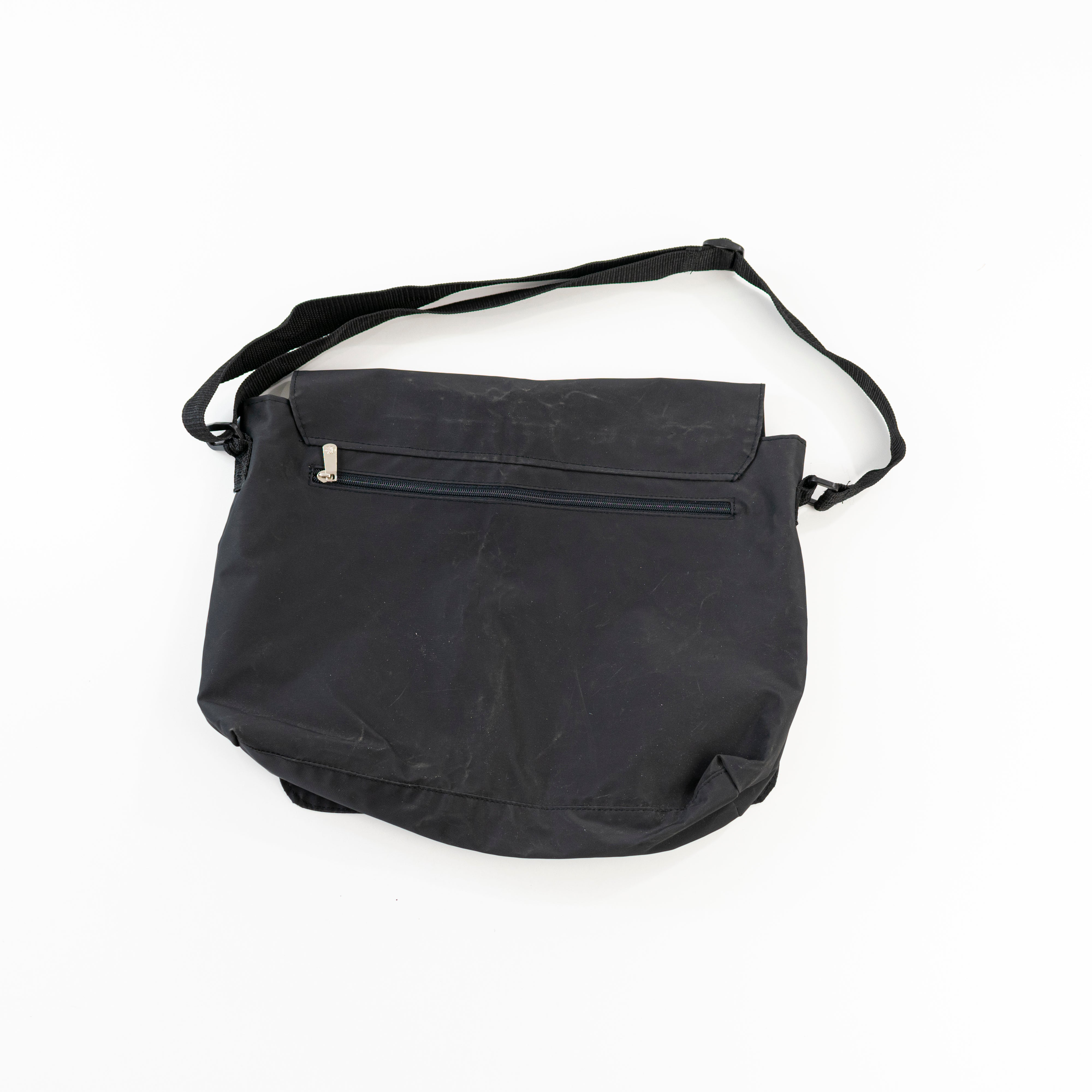 Y2K Calvin Klein CK One Spell Out Messenger Bag