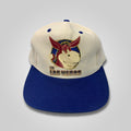 90s Donkey A$$ In Vegas Humor Parody Snap Back Hat Distressed