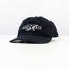 90s Fox Sports Spell Out Strap Back Hat