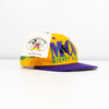 90s Disney Mickey & Co Spell Out Snap Back Hat