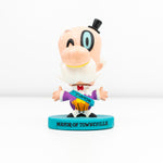 Load image into Gallery viewer, 2007 FUNKO Power Puff Girls Mayor Of Townsville Bobblehead Toy