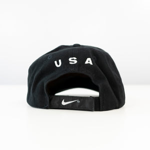 90s NIKETown USA Strap Back Hat