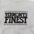90s Ben & Jerry's Ice Cream Vermont's Finest Sweatshirt
