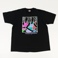 90s New York City Marathon Art T-Shirt