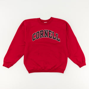 90s Cornell University Spell Out Sweatshirt