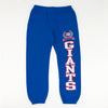 Nutmeg Mills New York Giants Spell Out Sweatpants
