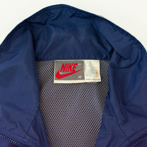 80s NIKE Color Block Anorak Windbreaker