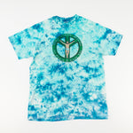 Load image into Gallery viewer, 90s Jesus Peace Tie Dye T-Shirt