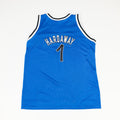 90s Orlando Magic Hardaway #1 Champion Basketball Jersey