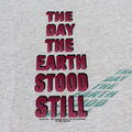 1995 The Day The Earth Stood Still Movie Promo T-Shirt