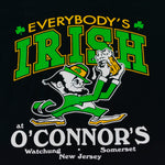 Load image into Gallery viewer, 90s Everybody's Irish at O'Connor's Leprechaun T-Shirt