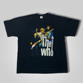 2002 The Who In Memory of John Entwistle Memorial Tour T-Shirt