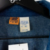 Big Ben Wrangler Paint Splatter Denim Work Jacket