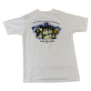 2000 NYC Carpenters NY Skyline Labor Day T-Shirt