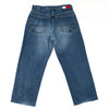 2002 Tommy Hilfiger Big Patch Cropped Jeans