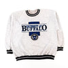 University Of Buffalo Spell Out Crewneck Sweatshirt
