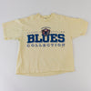 Classic Styling Blues Collection Bear Crest T-Shirt