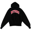 Steve & Barry's Rutgers University Embroidered Hoodie Sweatshirt