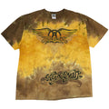Liquid Blue Aerosmith Tie Dye T-Shirt