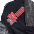 HBO Apparel Exclusive The Soprano Leather Varsity Jacket