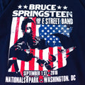 2016 Bruce Springsteen and The E Street Band World Tour T-Shirt