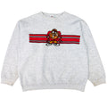 1997 Looney Tunes Taz Football Sweatshirt