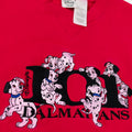 Disney 101 Dalmations Embroidered Sweatshirt
