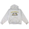 2001 Purdue University Rose Bowl Thrashed Hoodie Sweatshirt