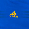 2005 Adidas Three Stripe Logo Spell Out Long Sleeve T-Shirt