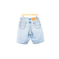 1996 Levi's 550 Orange Tab Denim Shorts