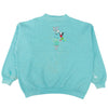 Mickey & Co Vertical Embroidered Sweatshirt