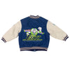 Disney Toy Store Buzz Lightyear To Infinity & Beyond Varsity Jacket
