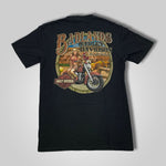 Load image into Gallery viewer, 2012 Harley Davidson Badlands Harley T-Shirt