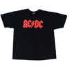AC/DC Logo Spell Out T-Shirt