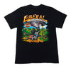 2015 Liberal Harley Davidson Double Side T-Shirt